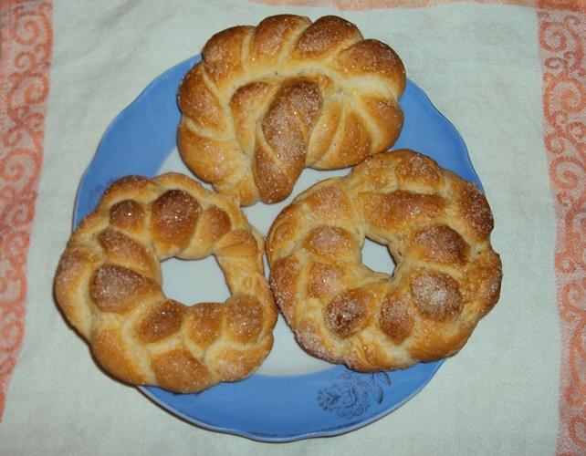 Віденські булочки-косички