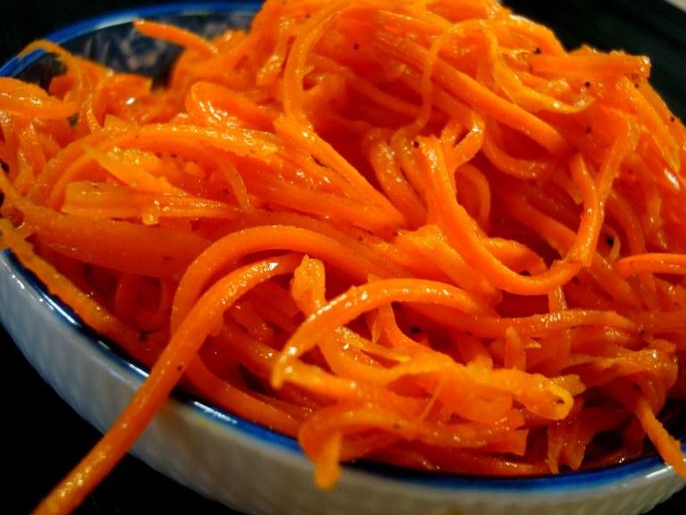 рецепт моркви по-корейські