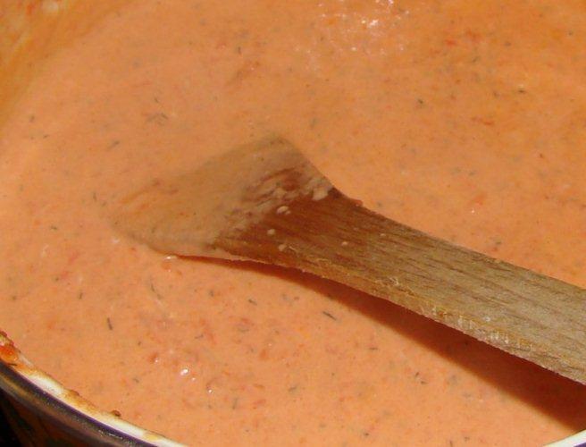 Как сделать томатный соус к картошке