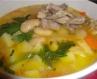 Фасолевий суп з селерою