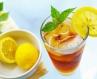 Холодний яблучний чай