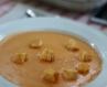 Крем-суп з лосося