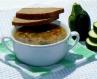 Легкий дачний суп