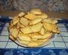 Печиво Ромбики на кефірі