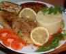 Пісні рибні зрази з грибами та морквою