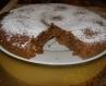 Пісний пиріг з горіхами