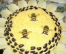 Салат «Бджілки на соняшнику»