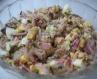 Салат з копченою рибою
