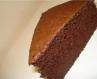 Шоколадний шифоновий бісквіт