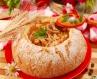 Суп в хлібі