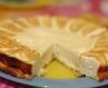 Яблучно-сирна запіканка з корицею