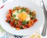 Яєшня з овочами
